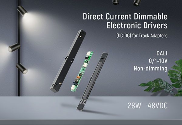 Direct Current Dimmable Electronic Drivers 1