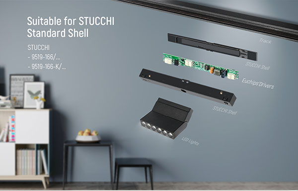 Suitable for STUCCHI standard shell