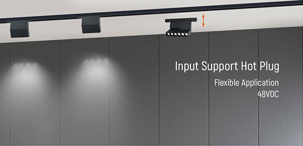 Input support hot plug