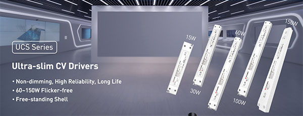 UCS LED dimmable drivers