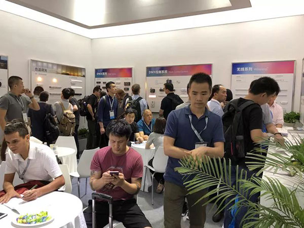 Guangzhou International Lighting Exhibition 7