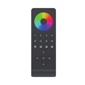 2.4G 4-Groups RGBW Remote Control