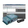 PC+Stand Alone 512*3ch USB+ETHERNET DMX Master Controller